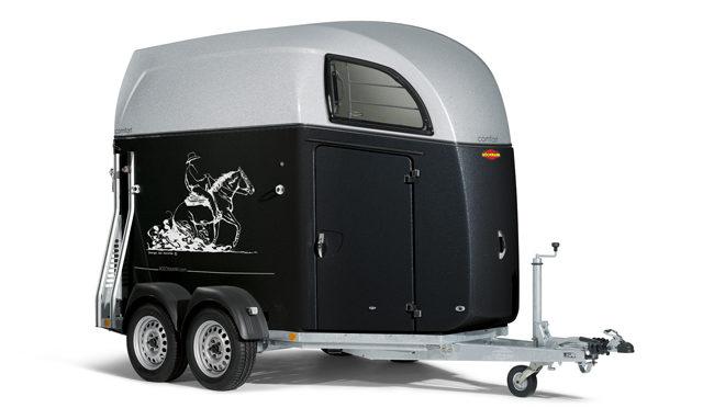 I Veicoli trailer per cavalli