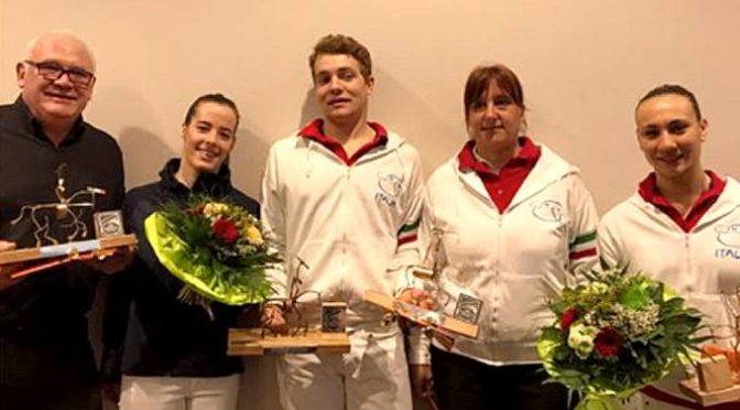 Sport Equestri Italiani in festa: ori e bronzo mondiali nel volteggio