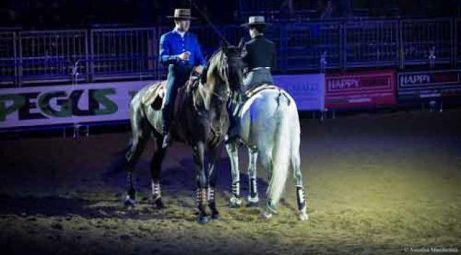 Cavalli a Roma: l'ultimo ciak per un divertimento sportivo