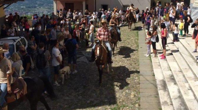 2 giugno 2017: i cavalli ritornano a Bolano
