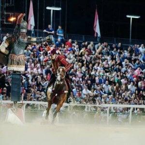 Corsa all'Anello – elogi per la cura dei cavalli