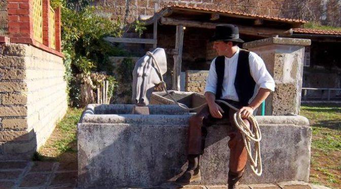 Al Museo di Blera i cavalli dei fratelli Todini